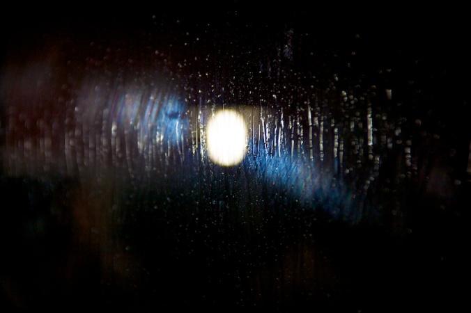 Una luz en el espejo
