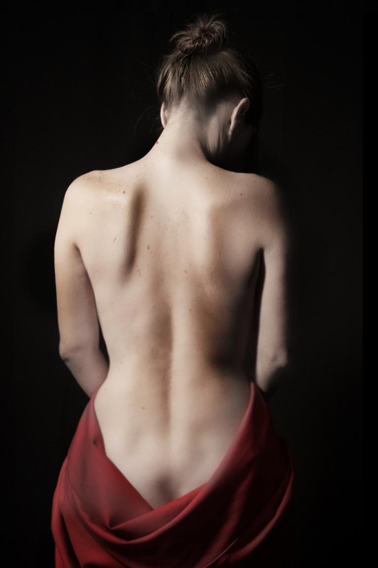 mujer de espalda | woman back